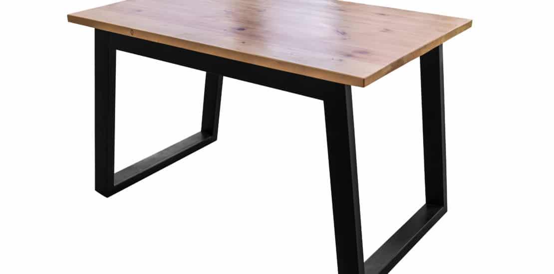 Tischkufen pulverbeschichtet oder aus Edelstahl